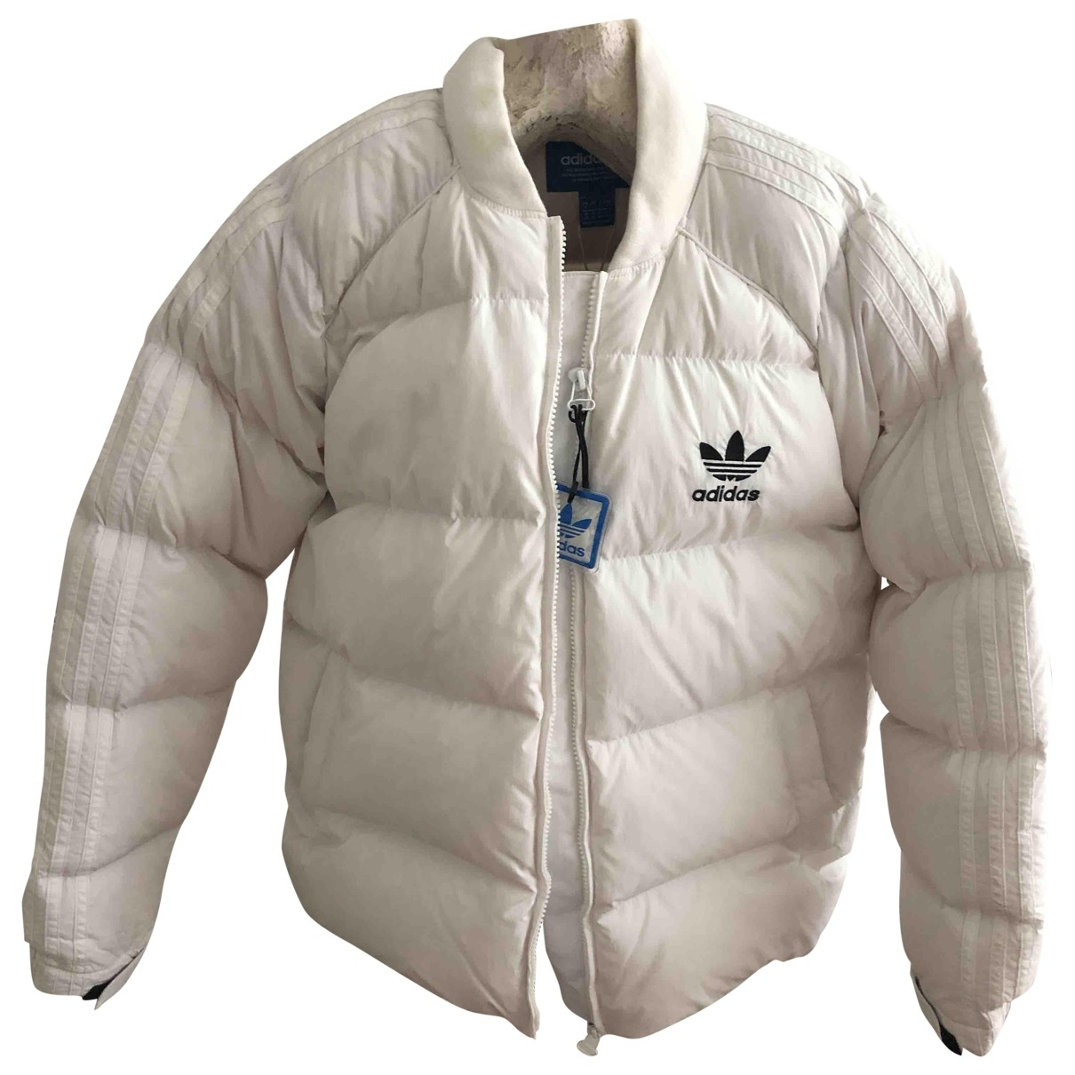 Adidas \N White coat for Women 8 UK