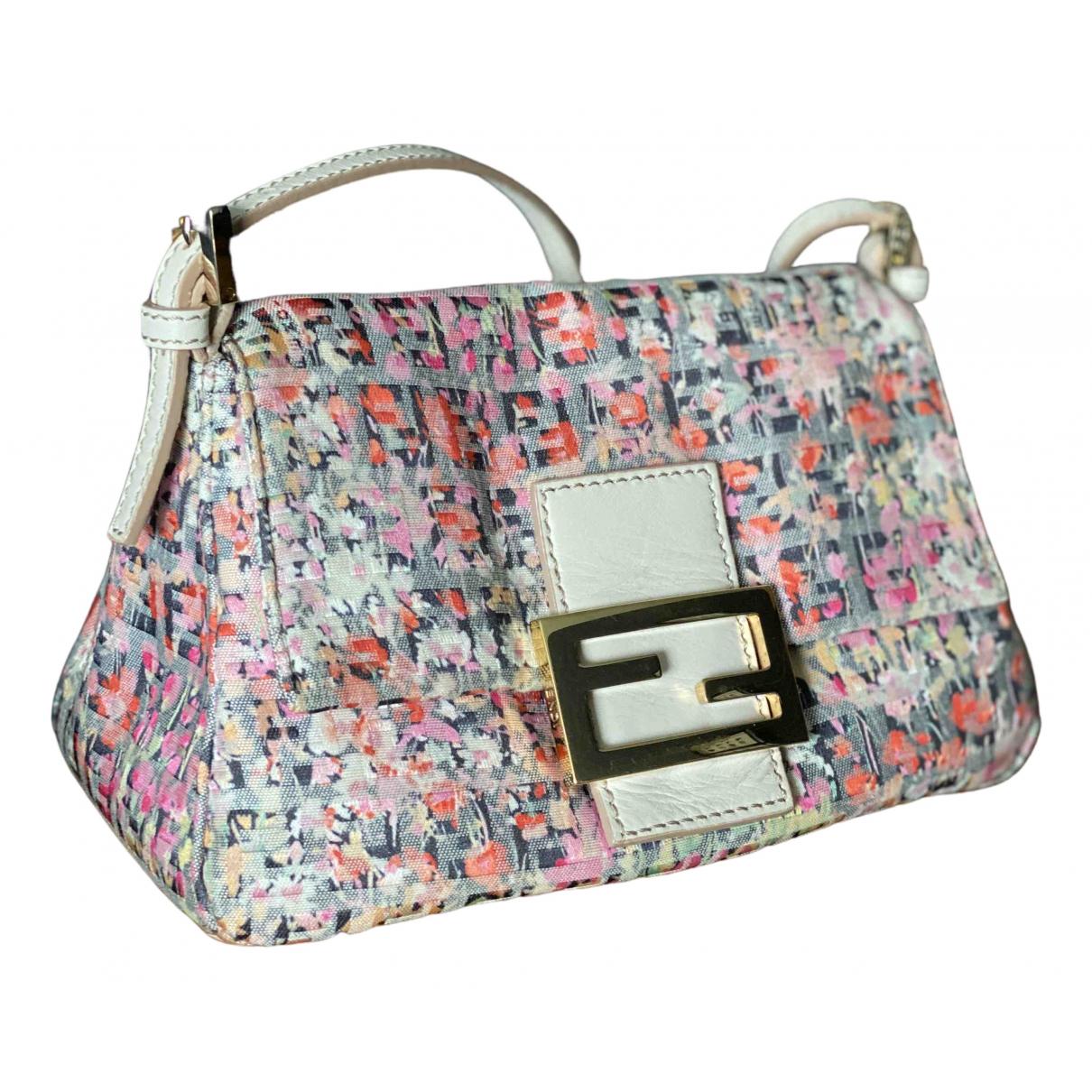 Fendi Baguette Cloth handbag for Women \N