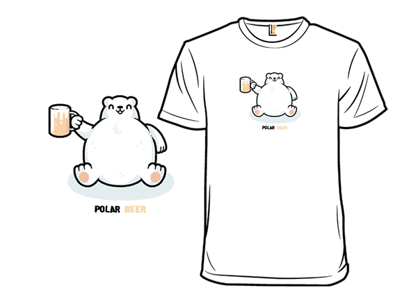 Polar Beer T Shirt