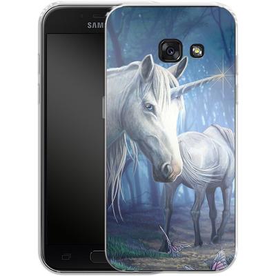Samsung Galaxy A3 (2017) Silikon Handyhuelle - Follow Me von Lisa Parker