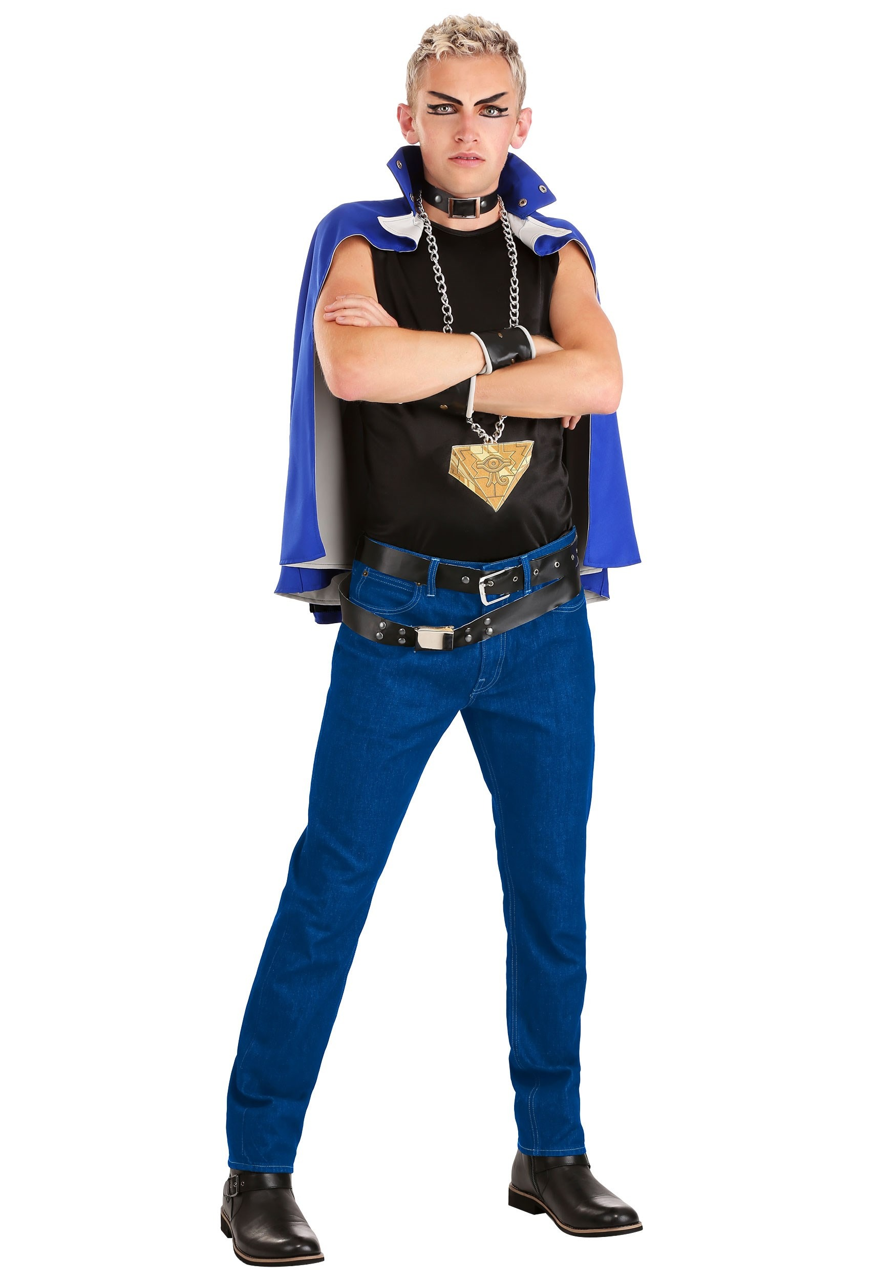 Yu-Gi-Oh YuGi Costume for Men