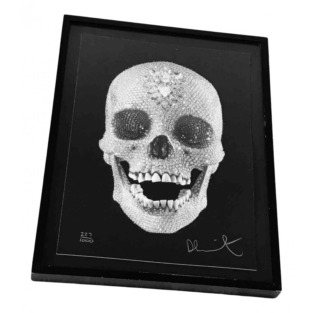 Damien Hirst - Objets & Deco   pour lifestyle en metal - noir