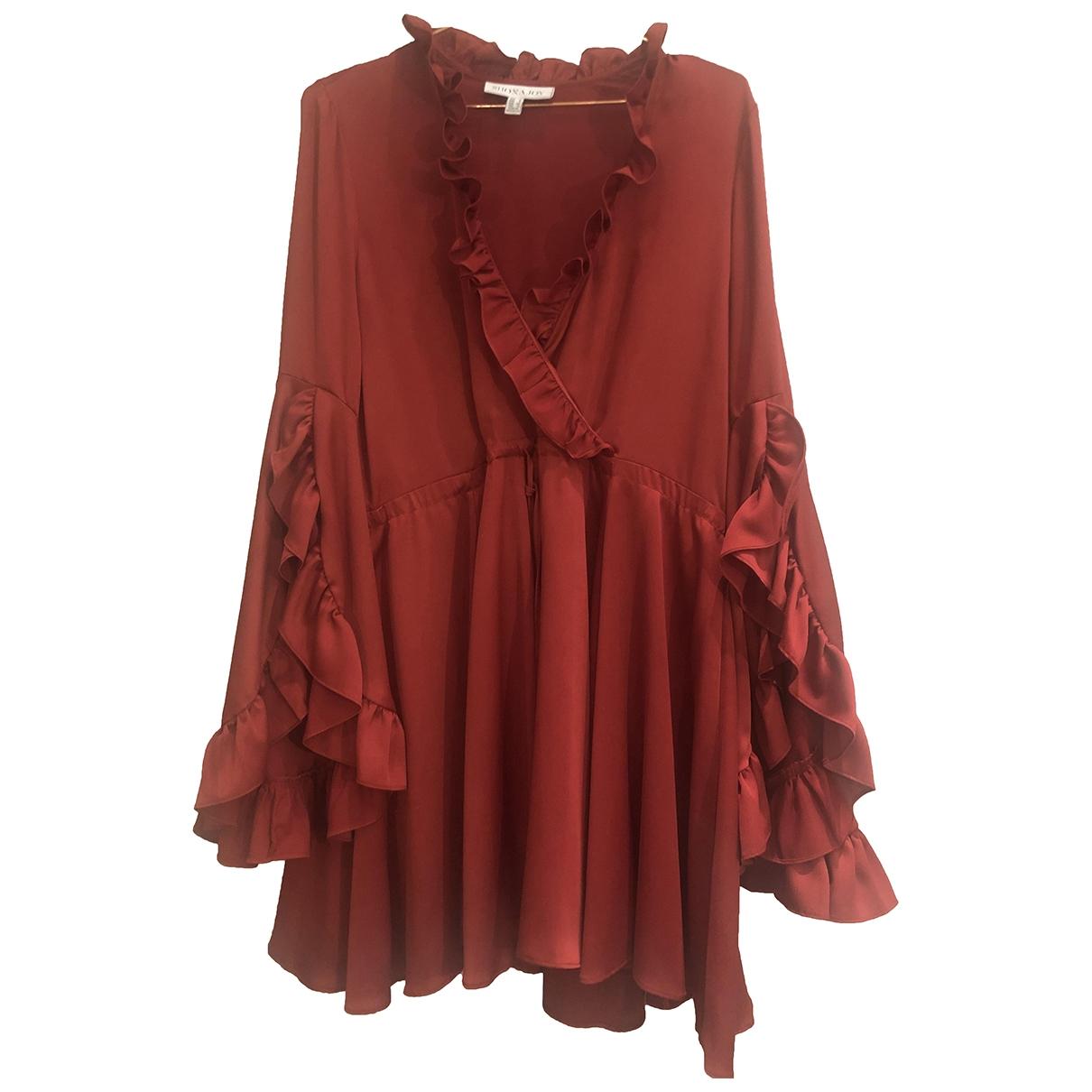 Shona Joy - Robe   pour femme - rouge