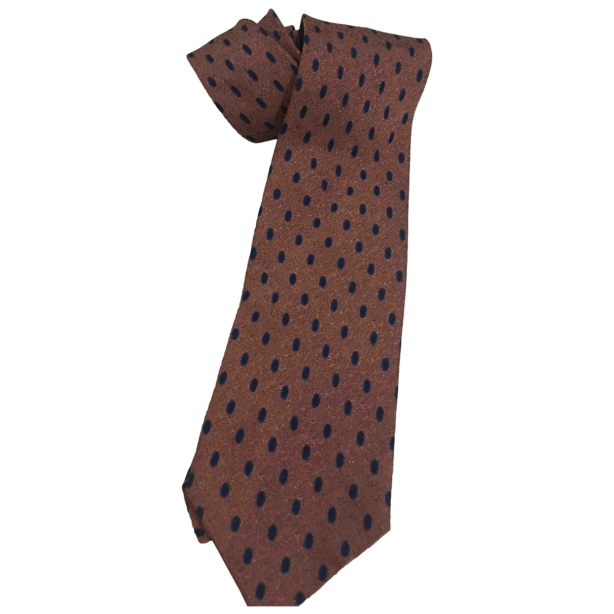 Balenciaga - Cravates   pour homme en soie - rose
