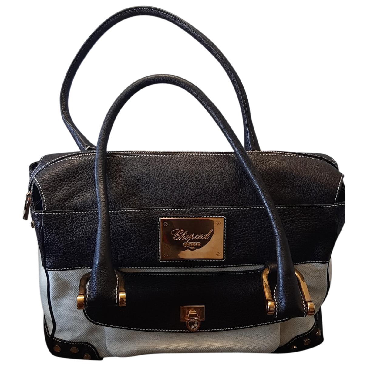 Chopard \N Handtasche in  Beige Leinen