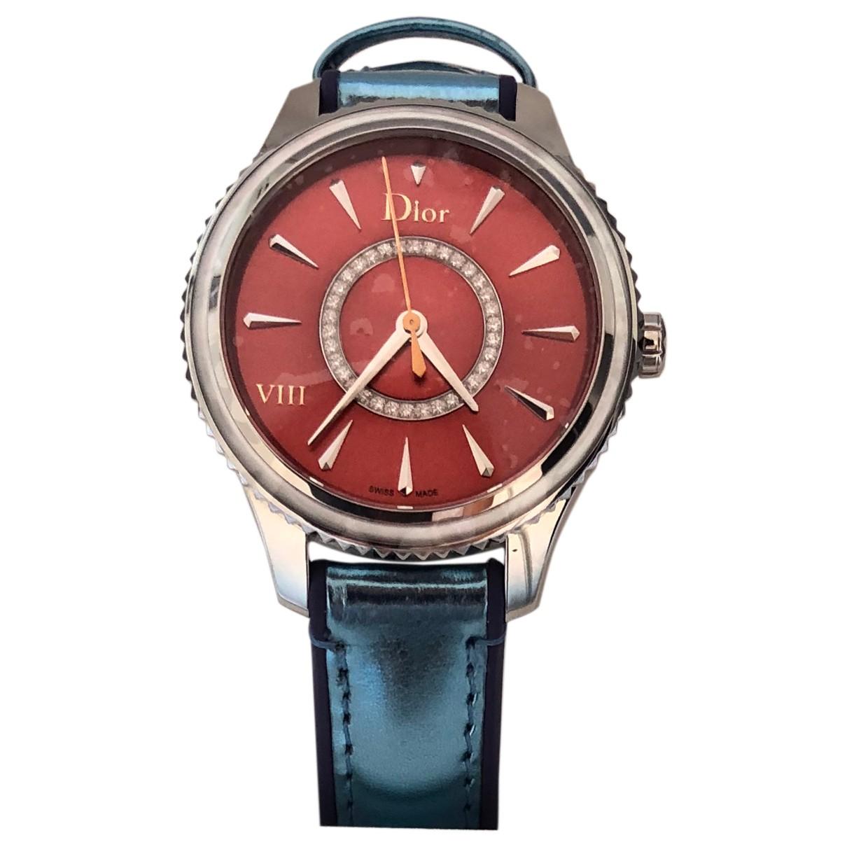 Dior Dior VIII Red Steel watch for Women \N