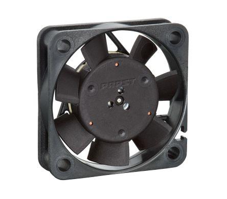 ebm-papst , 12 V dc, DC Axial Fan, 40 x 40 x 20mm, 13.5m³/h, 1.6W