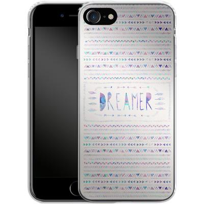 Apple iPhone 7 Silikon Handyhuelle - Dreamer von Bianca Green