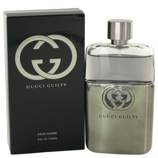 Gucci Guilty Pour Homme - Gucci Eau de toilette en espray 90 ML