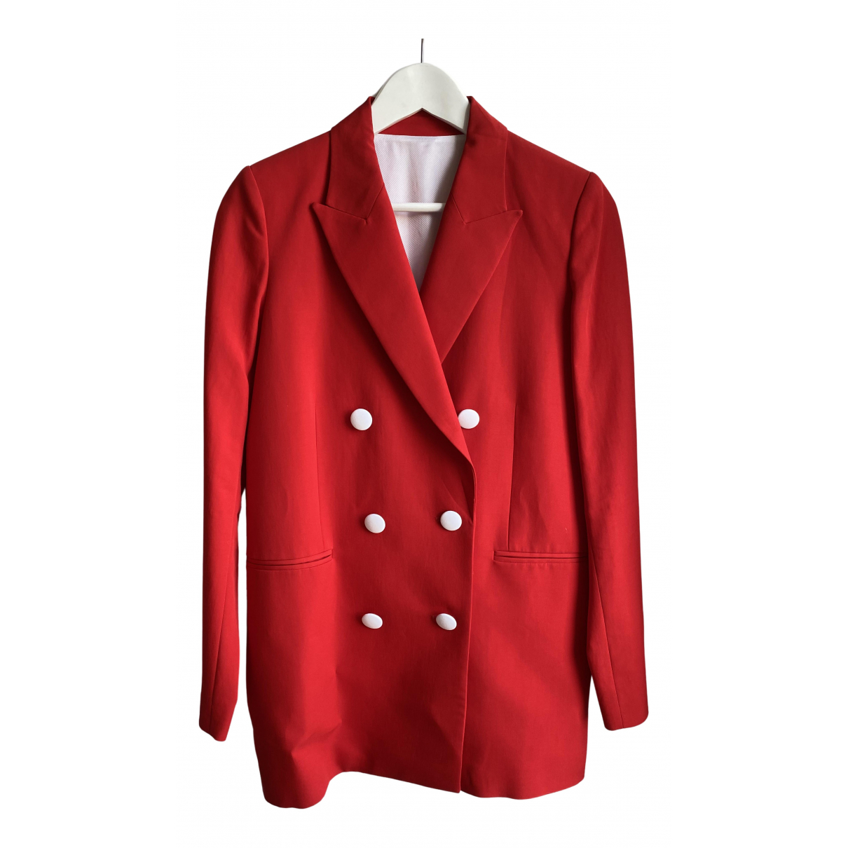 Harmony N Red jacket for Women 38 FR