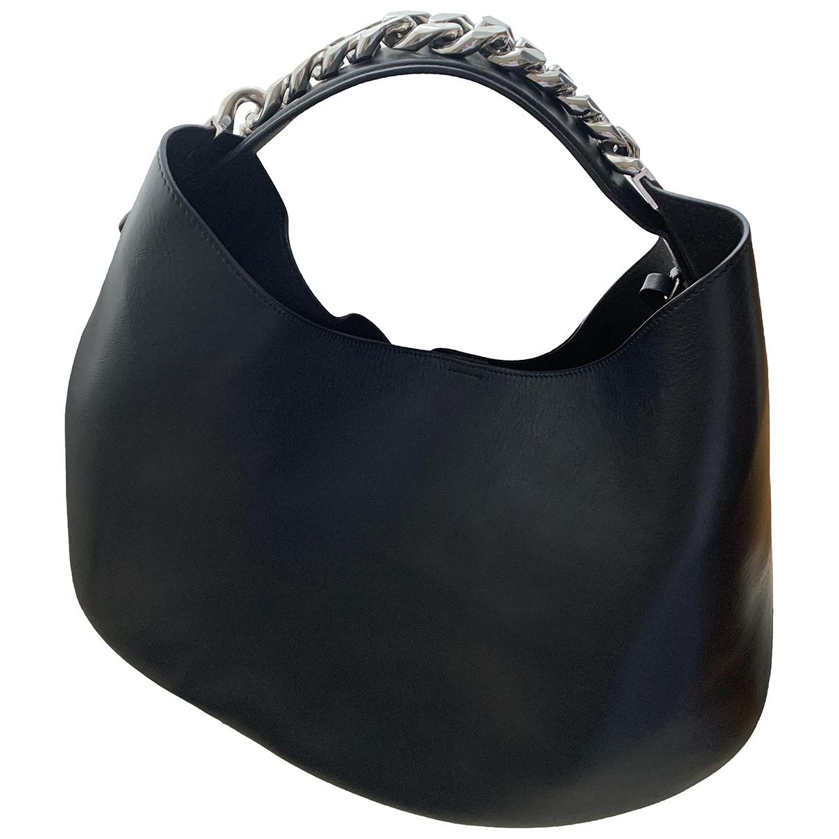 Givenchy Infinity Handtasche in  Schwarz Leder