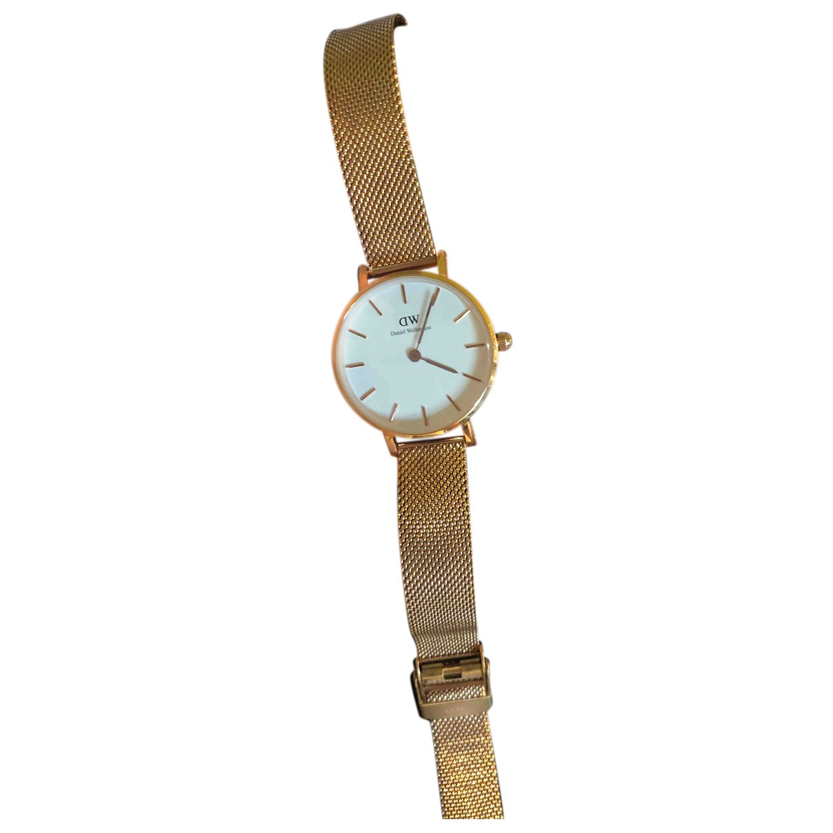 Daniel Wellington N Pink gold watch for Women N