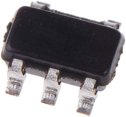 Analog Devices ADM6320CZ27ARJZ-R7, Voltage Supervisor 2.7V max. , WDT, Reset Input 5-Pin, SOT-23 (3000)