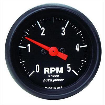 Auto Meter Z-Series In-Dash Electric Tachometer - 2697