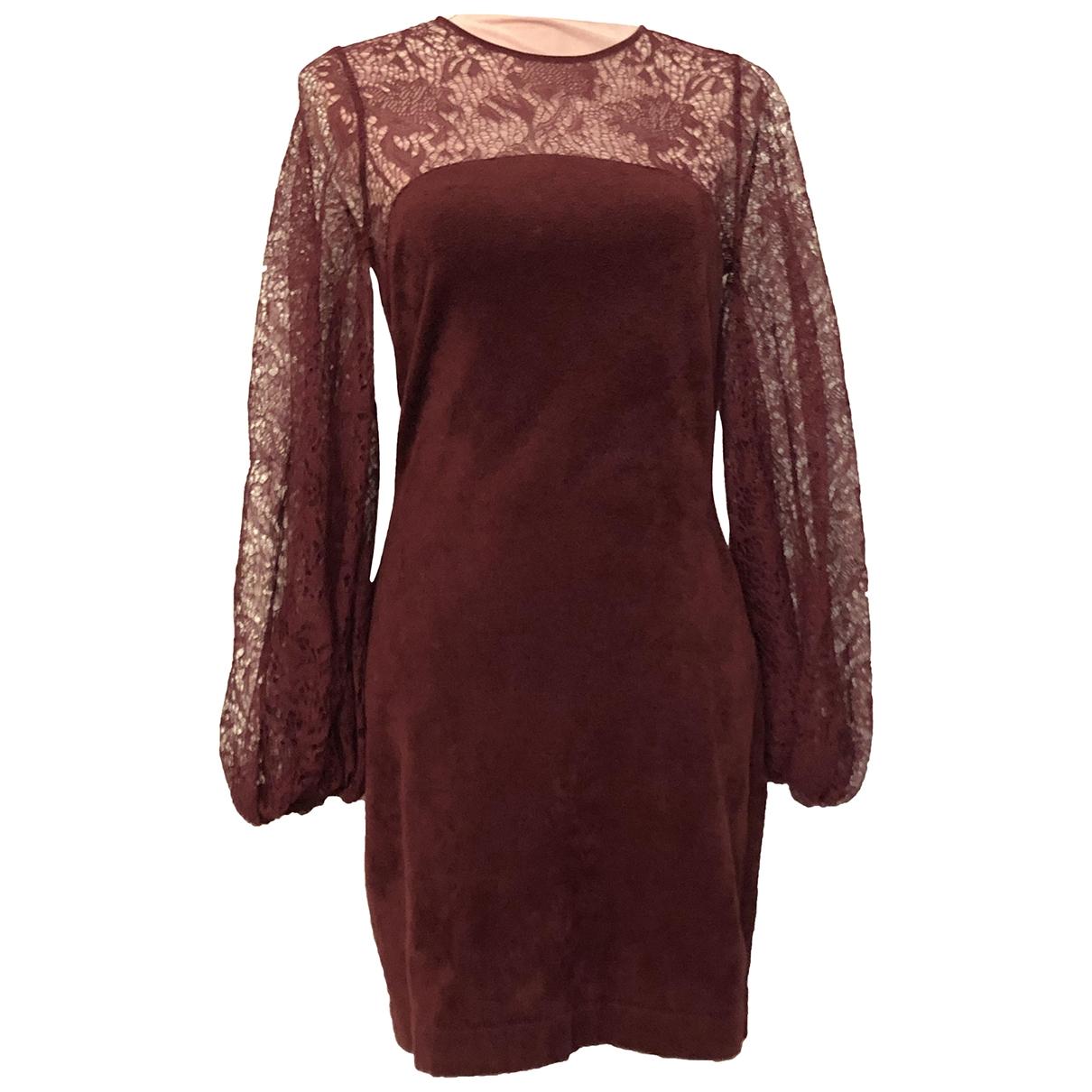 Mini vestido de Seda Antonio Valenti