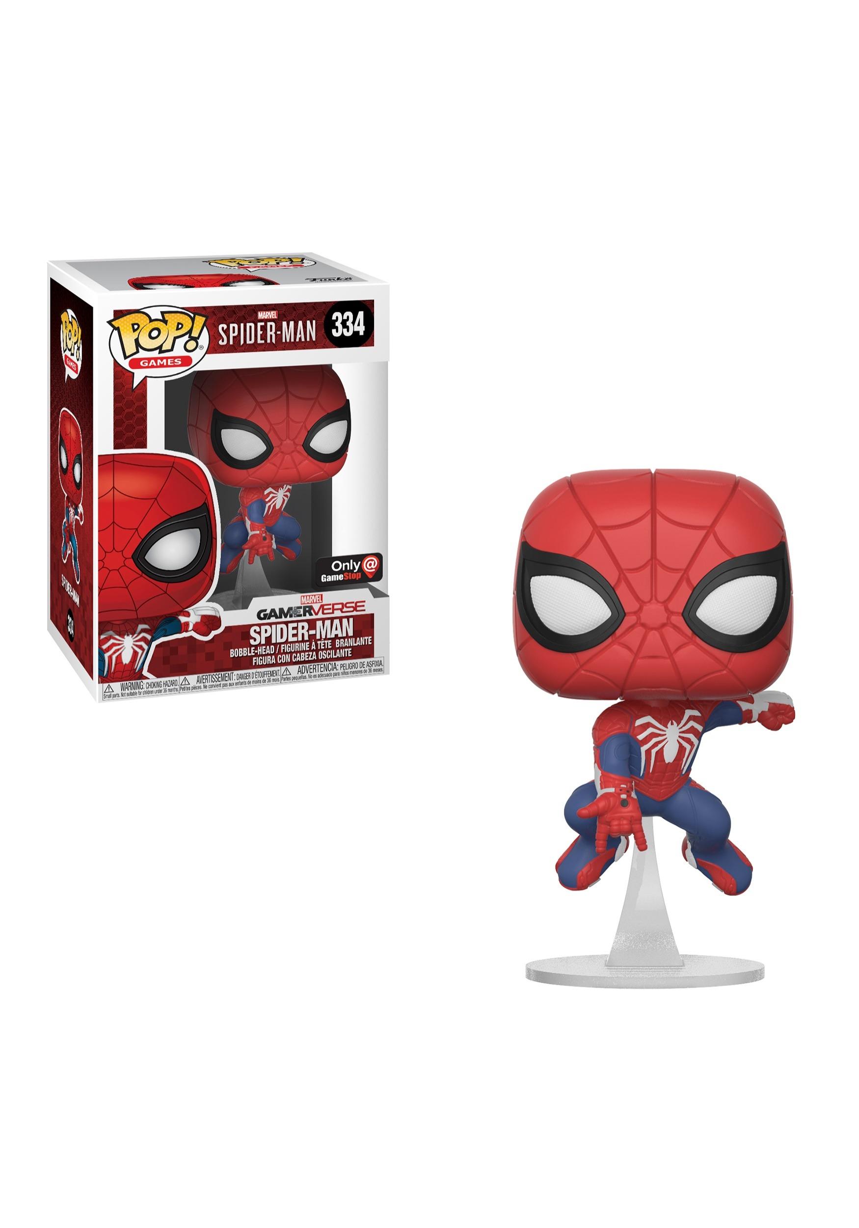 Pop! Games: Marvel Gamerverse- Spider-Man