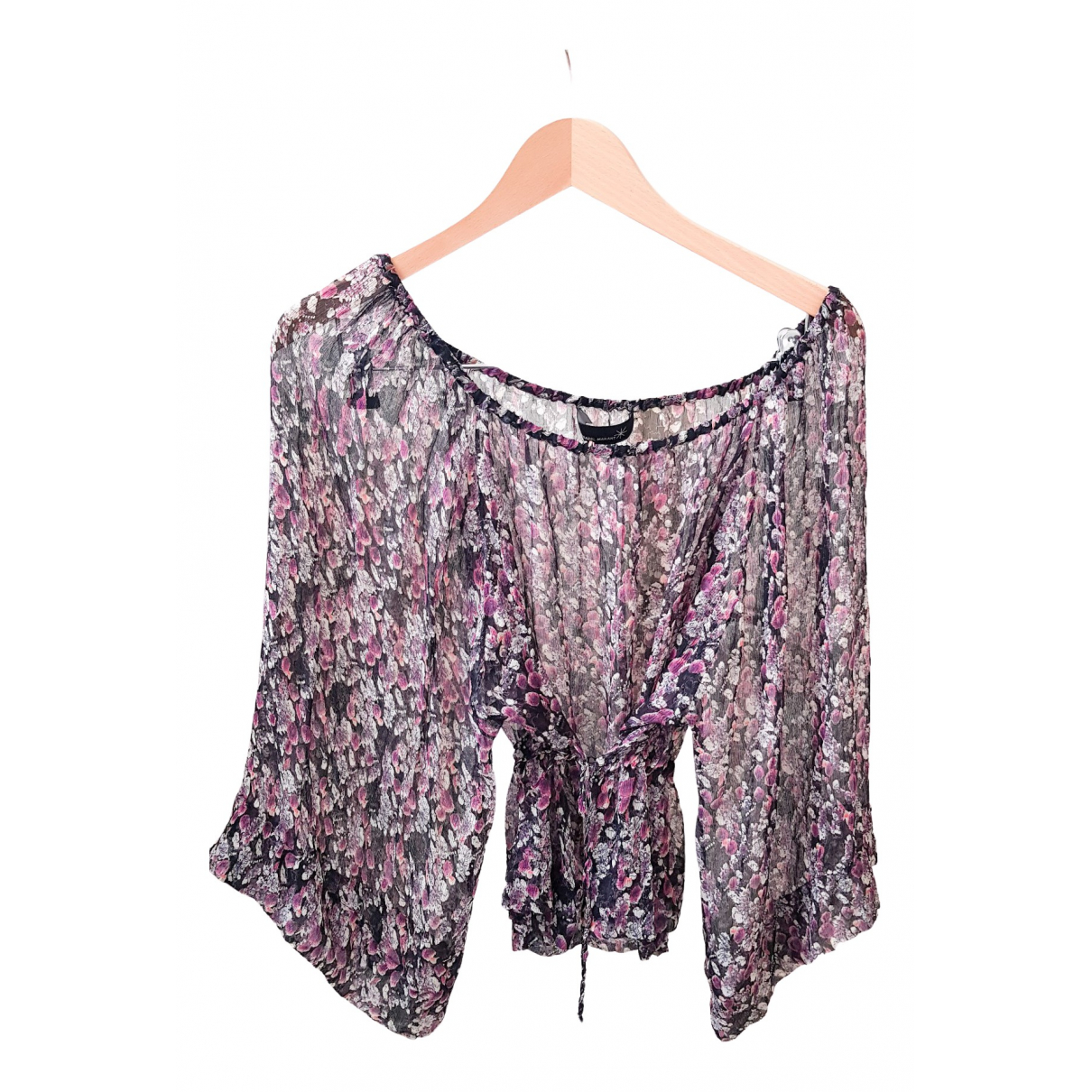 Isabel Marant \N Multicolour Silk  top for Women 36 FR