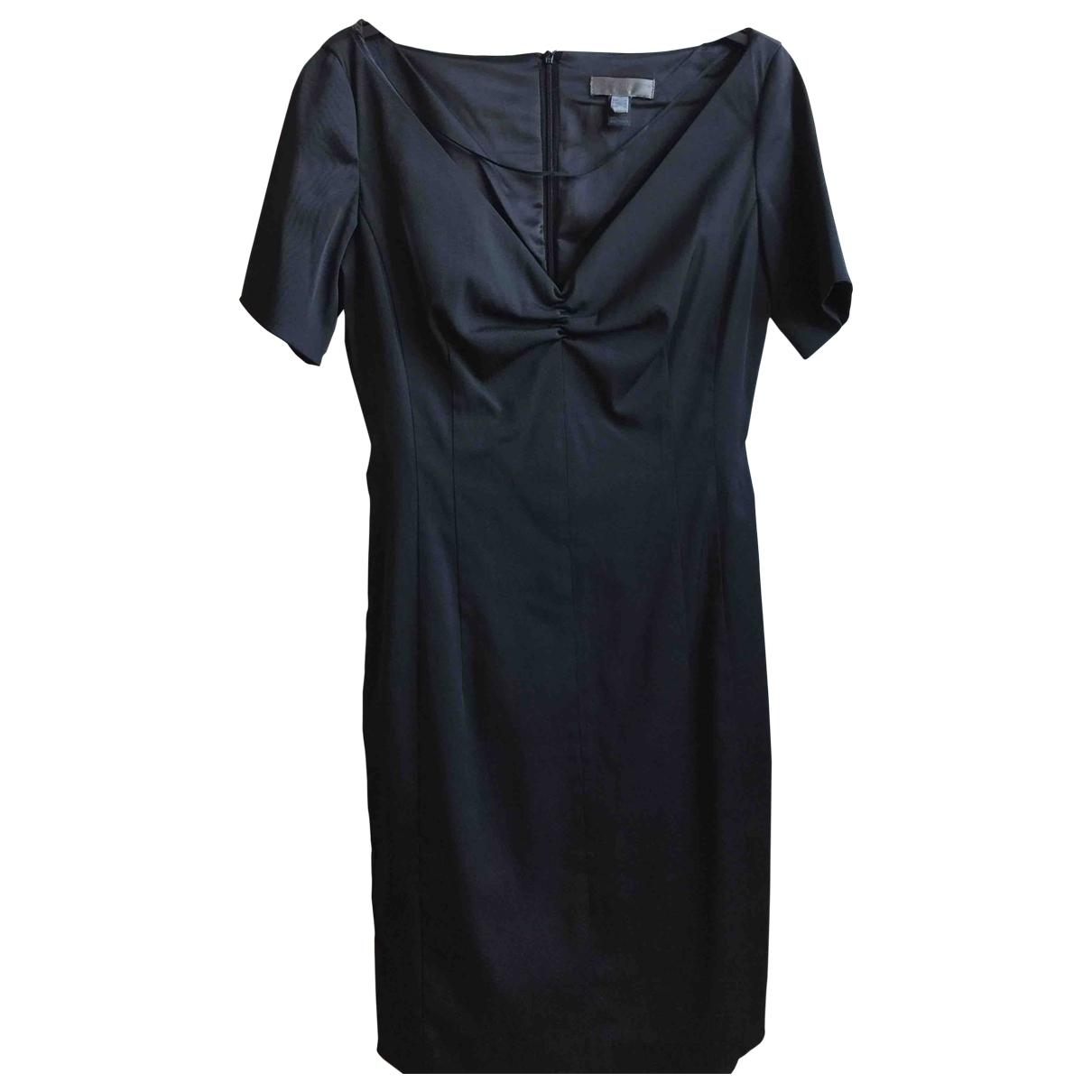 Mango - Robe   pour femme - noir