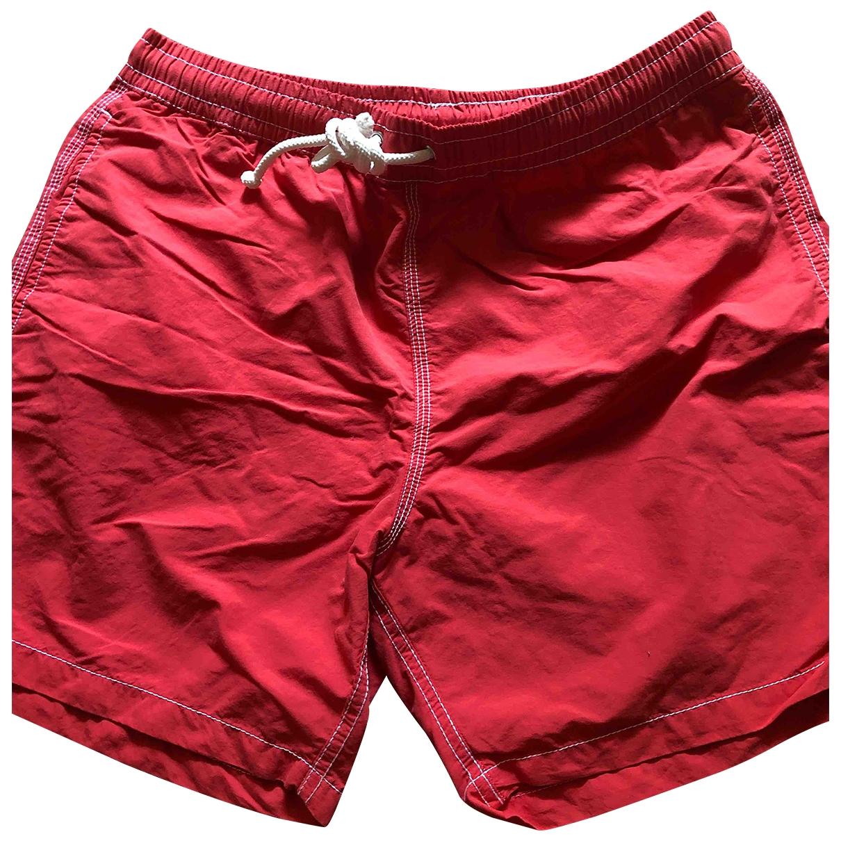 Hartford - Bain   pour homme - rouge