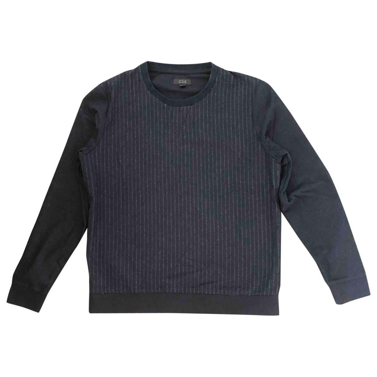 Cos \N Blue Wool Shirts for Men M International