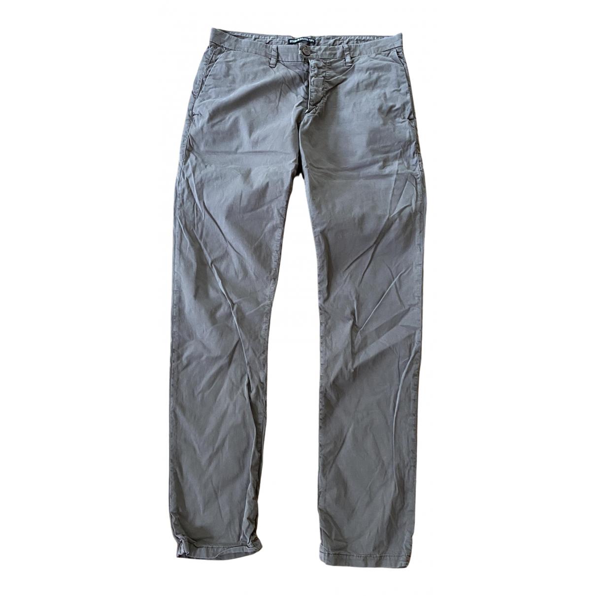 Drykorn - Pantalon   pour homme en coton - marron