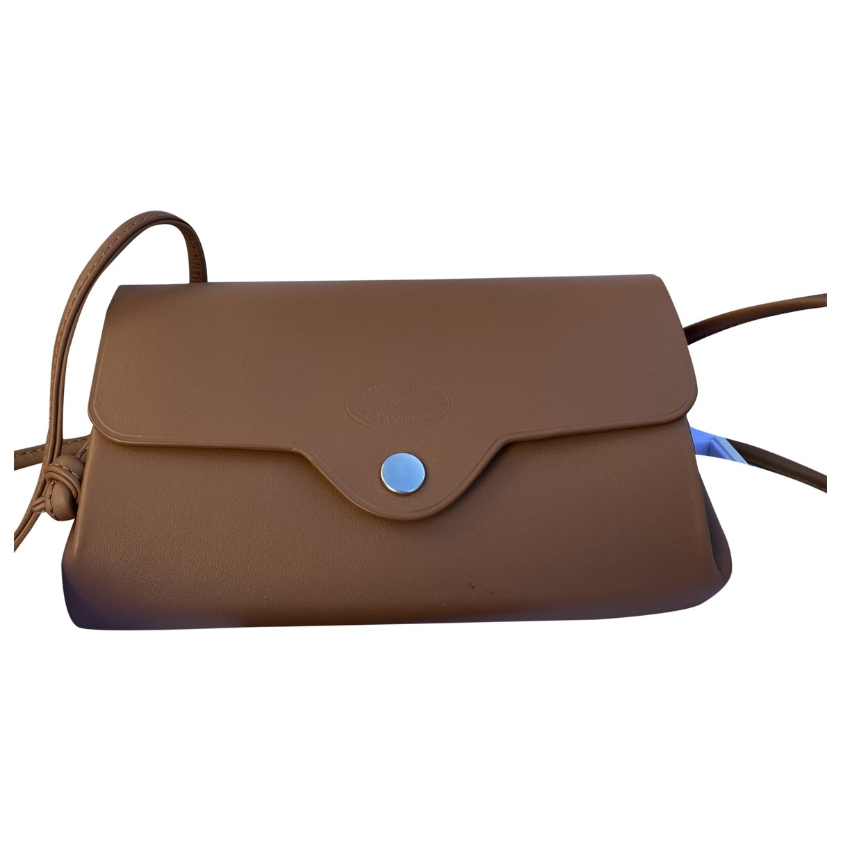 Le Tanneur \N Camel Leather Clutch bag for Women \N