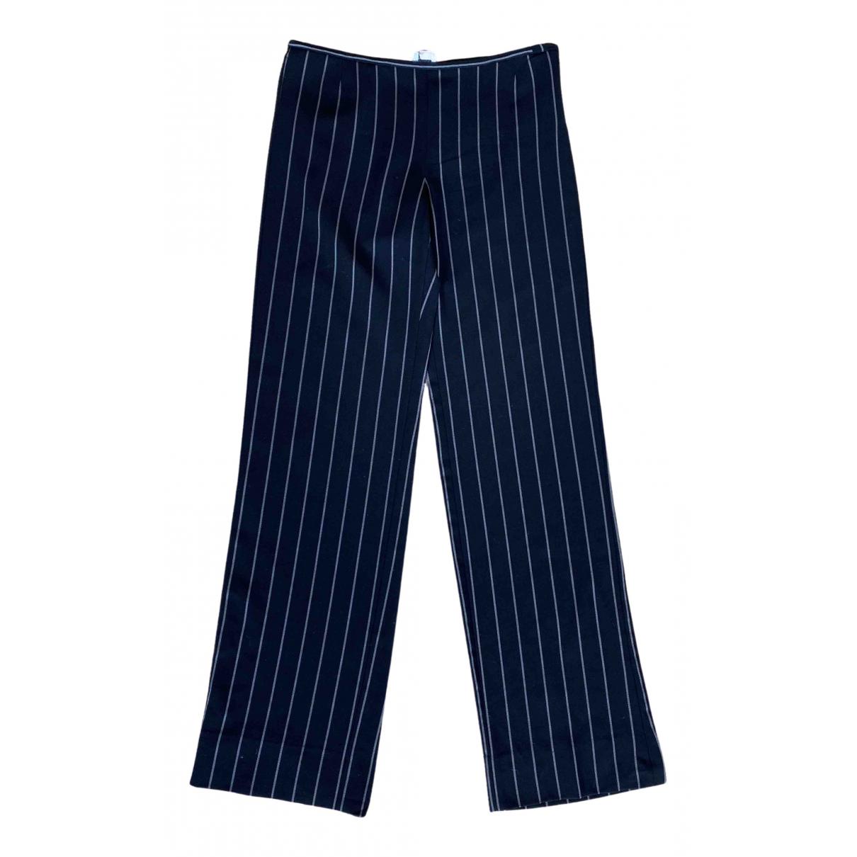 Pantalon recto Armani Collezioni
