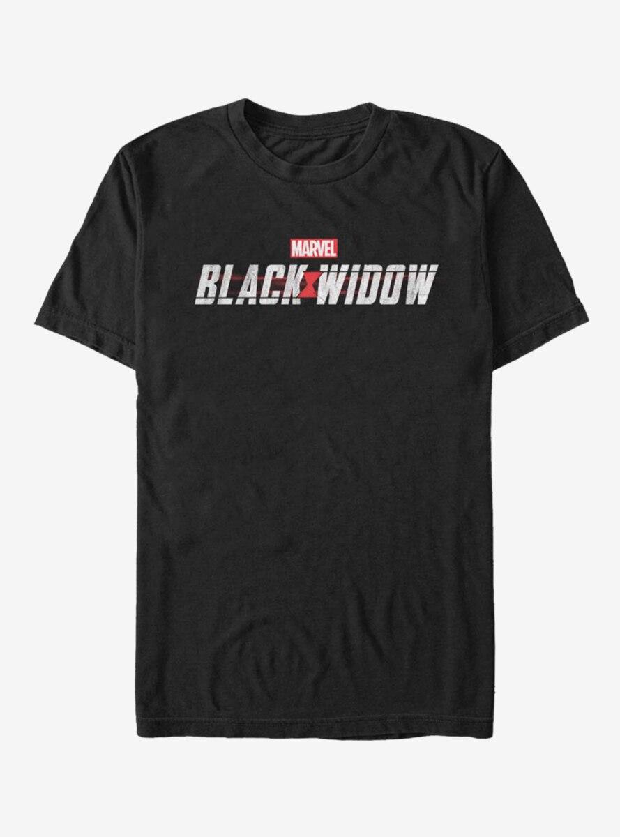 Marvel Black Widow 2019 Logo T-Shirt