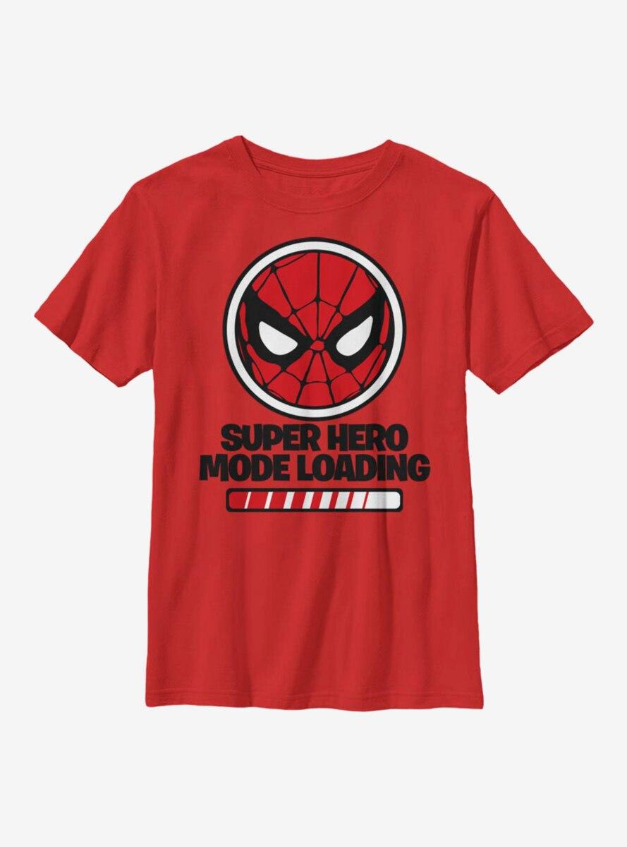Marvel Spider-Man Loading Spider Youth T-Shirt