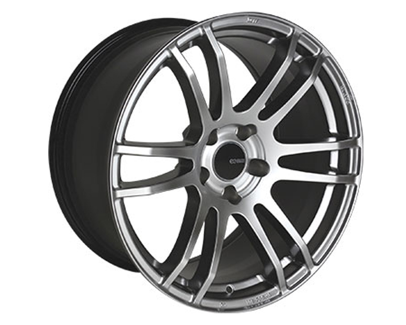 Enkei TSP6 Wheel Tuning Series Hyper Silver 18x8.5 5x114.3 50mm