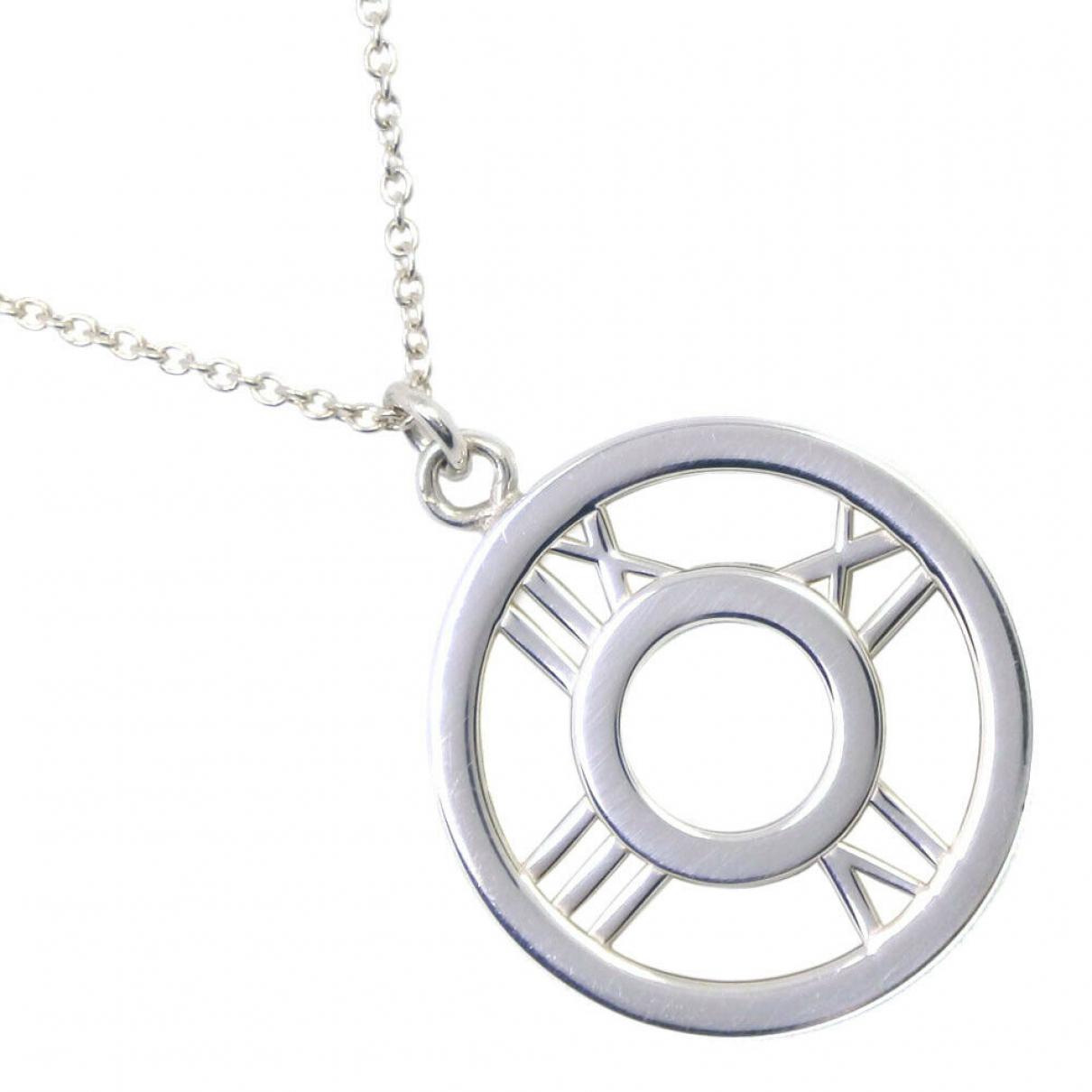 Tiffany & Co Tiffany T Silver Silver necklace for Women \N