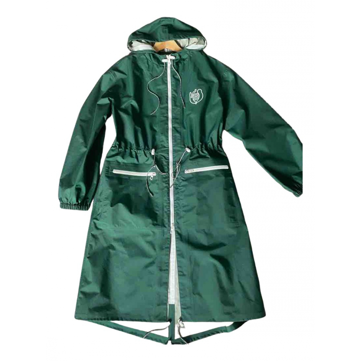 Loewe - Manteau   pour femme - vert