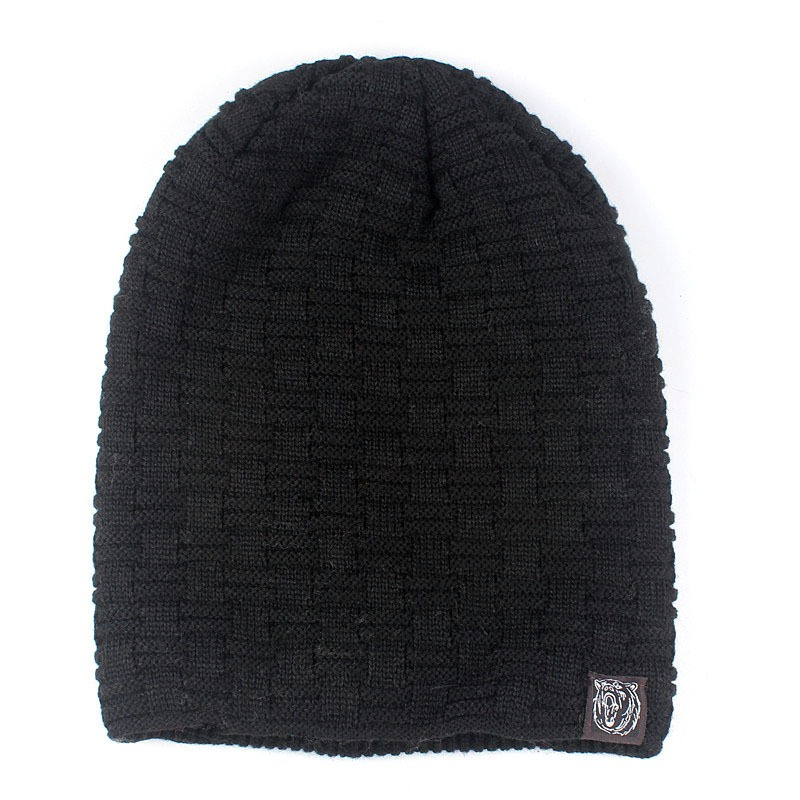 Ericdress Pure Winter Warm Hat For Men