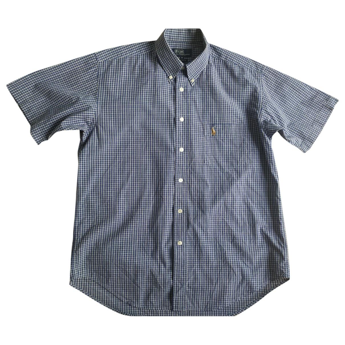 Polo Ralph Lauren \N Hemden in  Blau Baumwolle