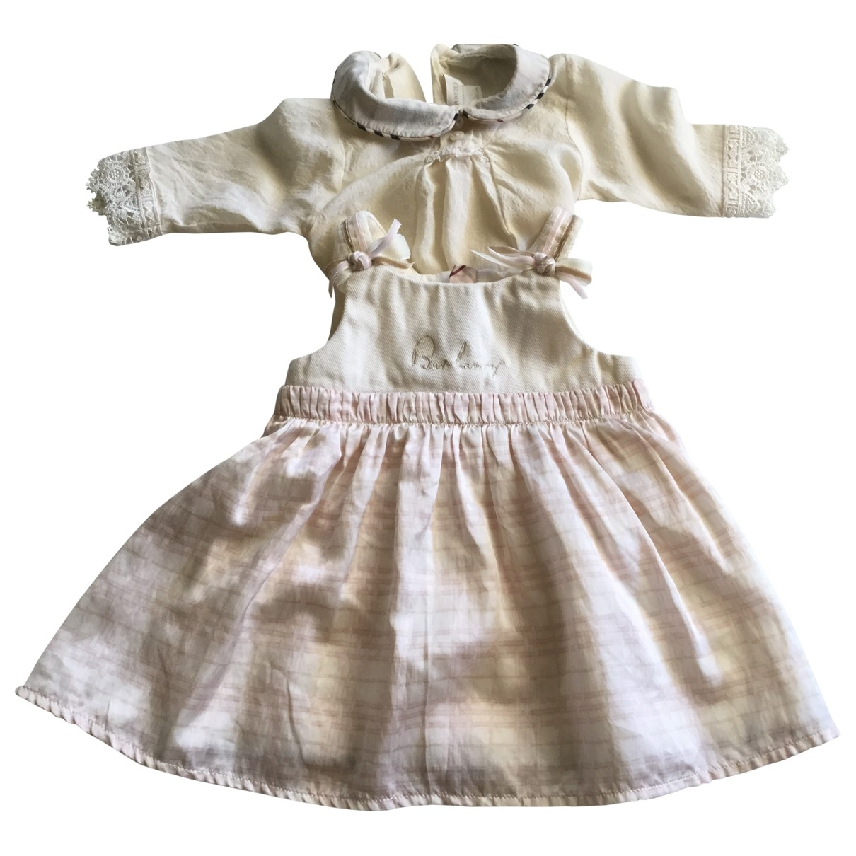 Burberry \N Multicolour Silk Outfits for Kids 3 months - up to 60cm