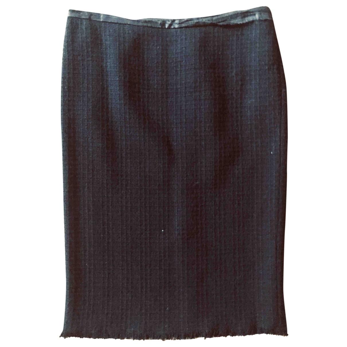 Philosophy Di Alberta Ferretti - Jupe   pour femme en laine - noir
