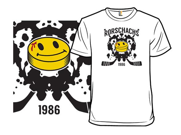 Rorschachs T Shirt