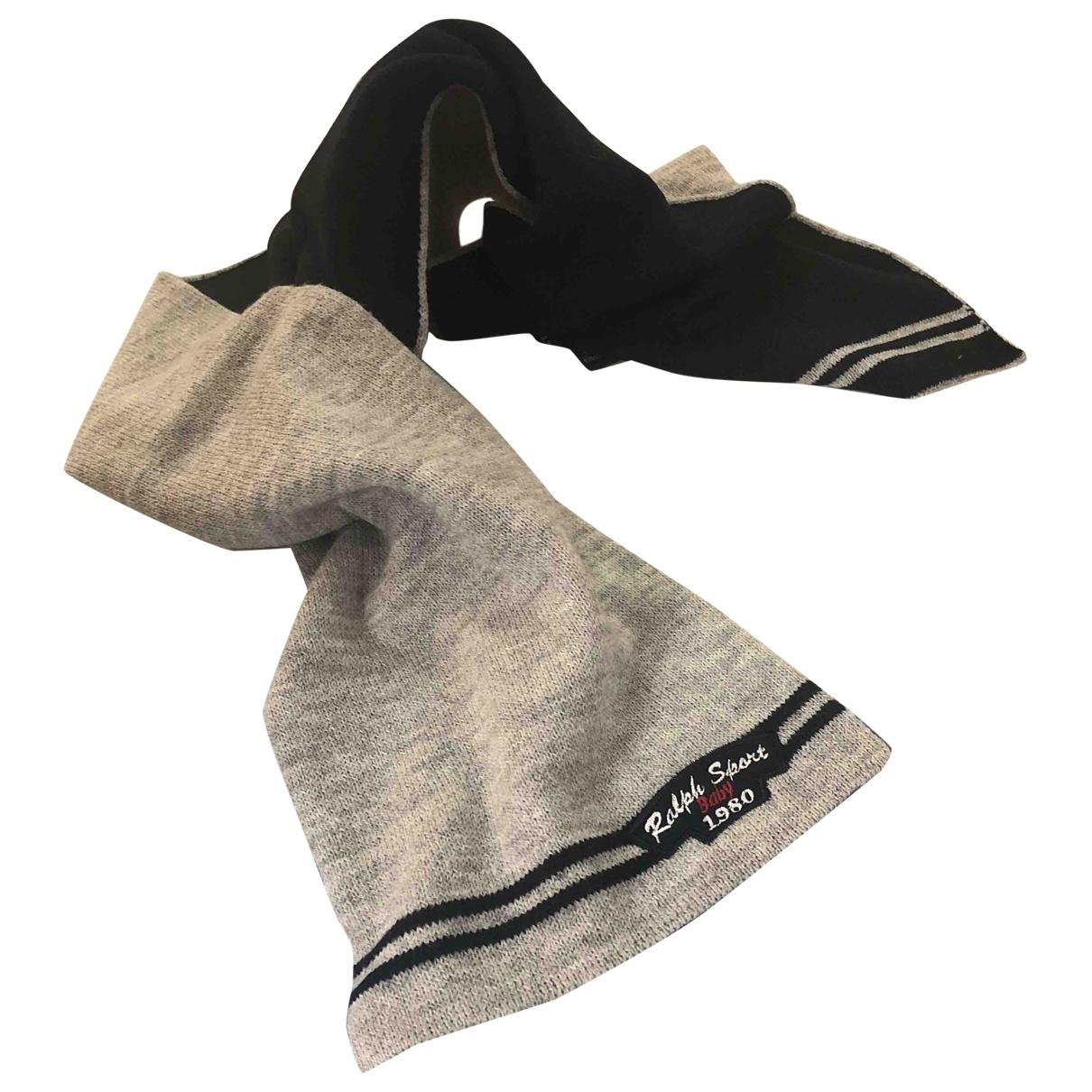 Ralph Lauren Denim & Supply \N Hut, Muetzen, Handschuhe in  Grau Wolle