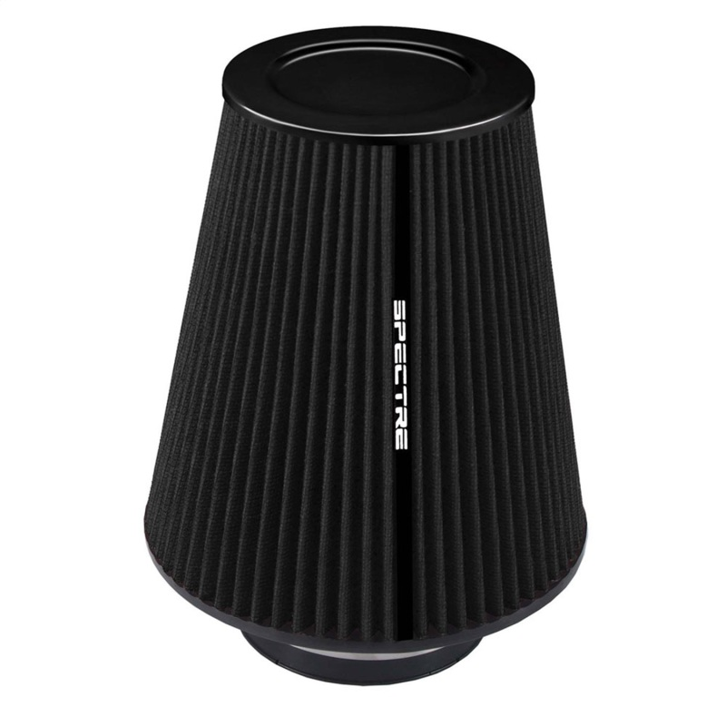 Spectre HPR9612K HPR Conical Air Filter 4in. Flange ID / 7.5in. Base OD / 4.313in. Top OD / 10.25in. H