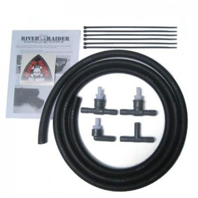 Hauk Offroad Breather Hose Extension Kit - SNK-0655