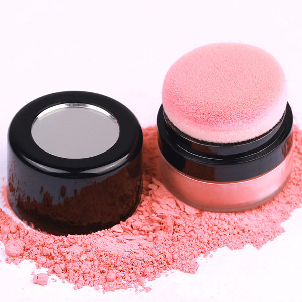 fey beauty Blush Loose Powder Face Cheek Colors Cosmetic Mineral Blusher