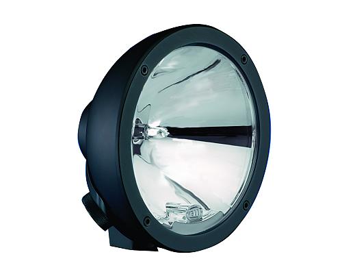 HELLA Rallye 4000 Compact Halogen Black Driving Beam Lamp