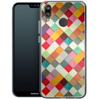 Huawei P20 Lite Silikon Handyhuelle - Pass This On von Danny Ivan