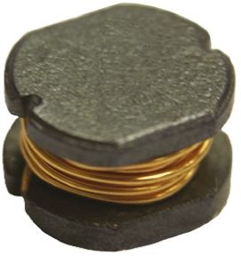 RS PRO , 75 Unshielded Wire-wound SMD Inductor 68 μH ±10% Wire-Wound 850mA Idc (10)