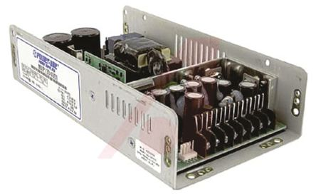 BEL POWER SOLUTIONS INC , 130W Embedded Switch Mode Power Supply SMPS, 5 V dc, ±12 V dc, ±24 V dc, U Bracket