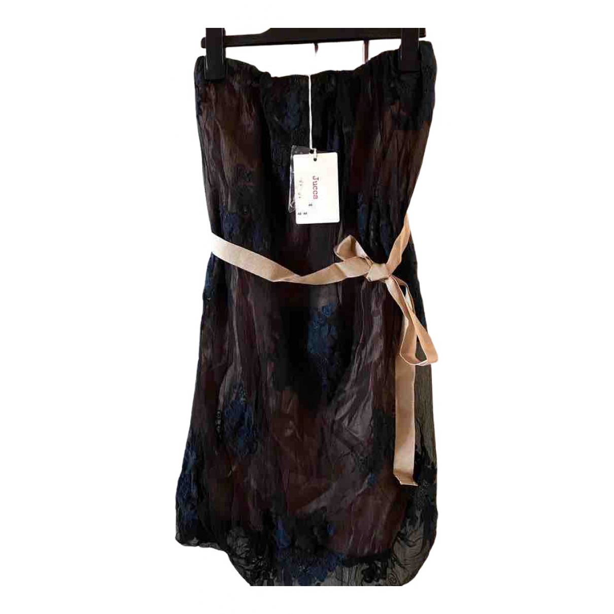 Mini vestido de Encaje Jucca