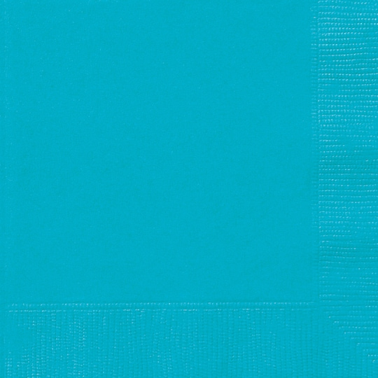 Teal Luncheon Napkins, 20Ct By Unique | Michaels®