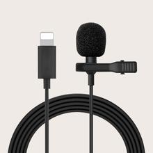 1pc iPhone Lightning Lavalier Microphone