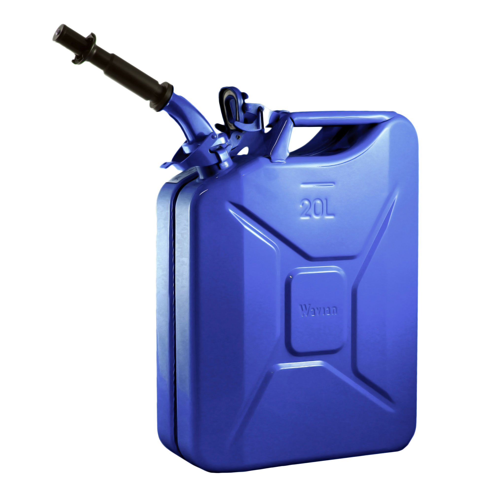 Gas Can 20 liter Blue