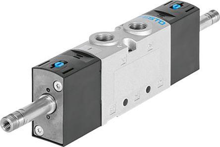 Festo 5/2 Pneumatic Solenoid Valve Solenoid G 1/4 VUVS Series
